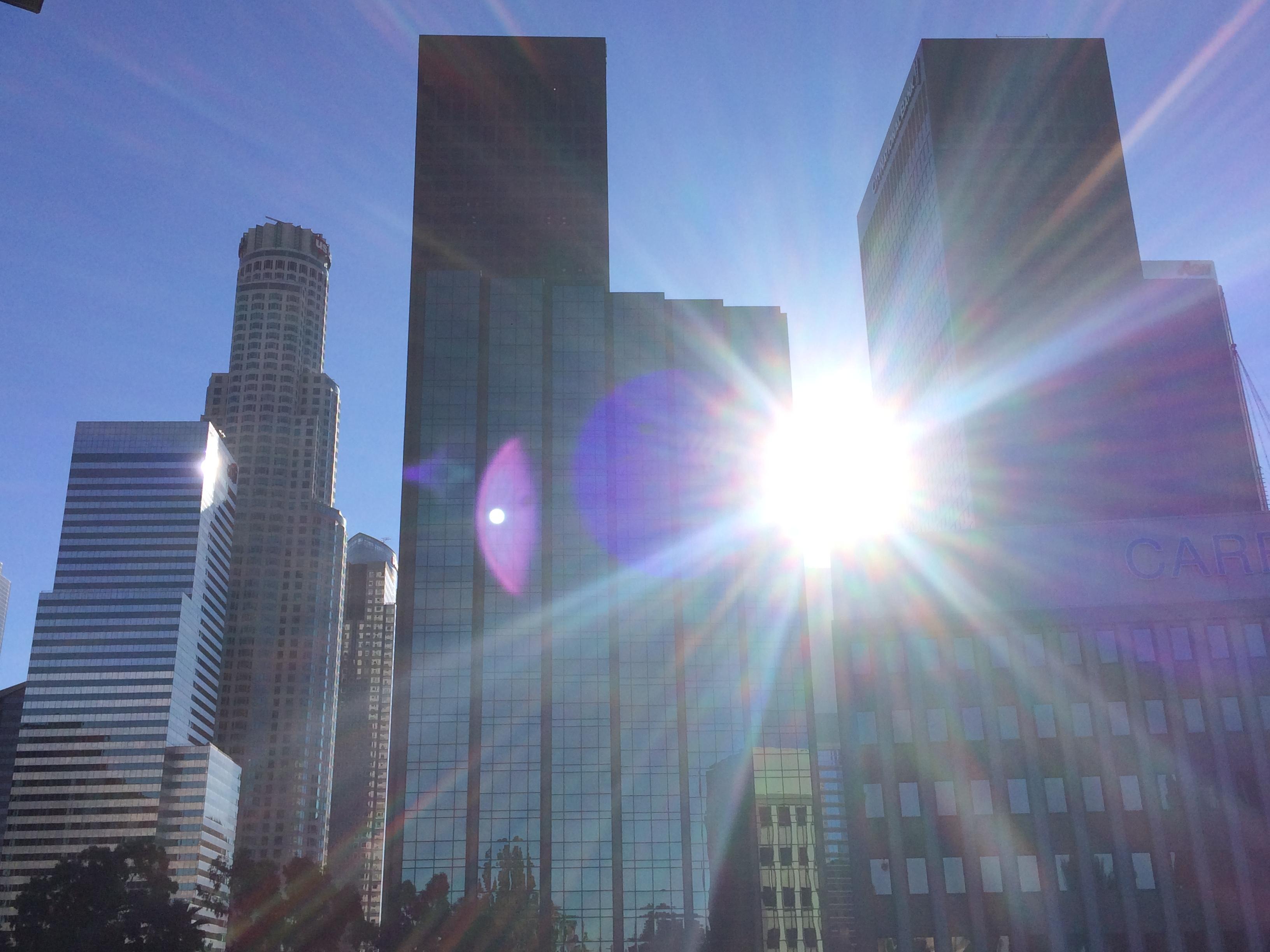bo i Los Angeles
