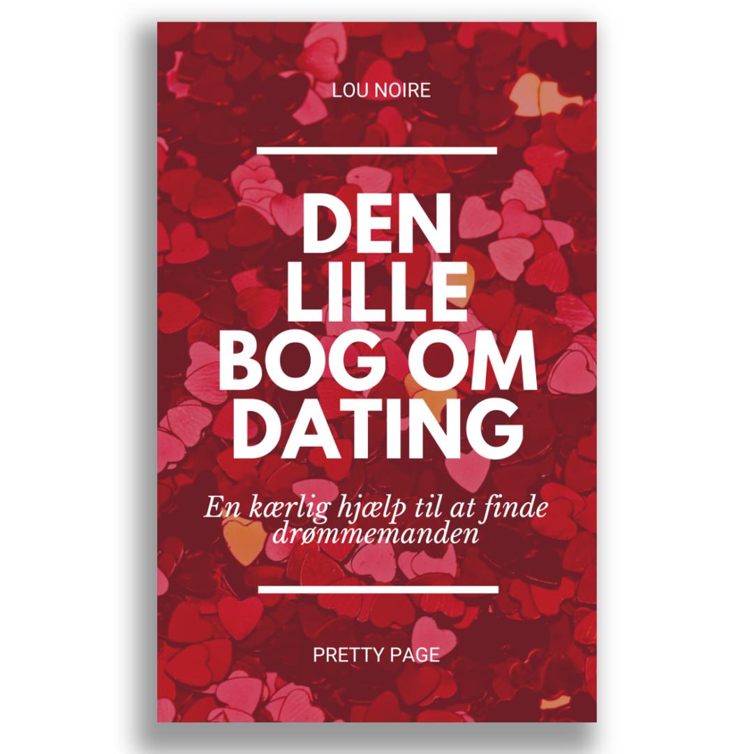 Den lille bog om dating - forside