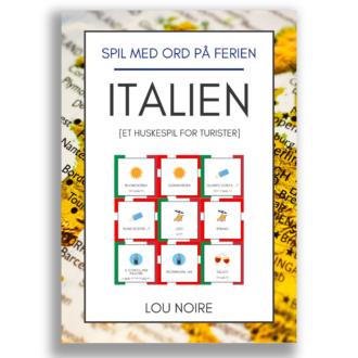 Spil med ord på ferien - Italien