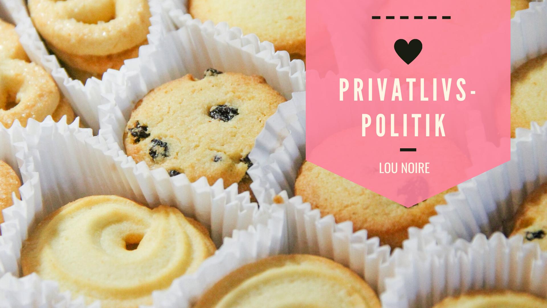 Privatlivspolitik