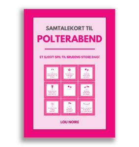 Cover - Samtalekort til polterabend