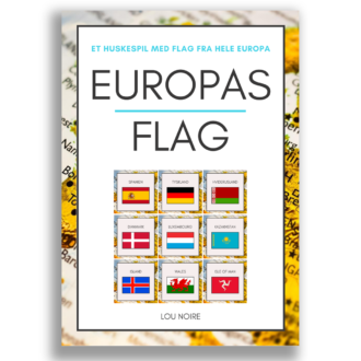 Europas flag - cover