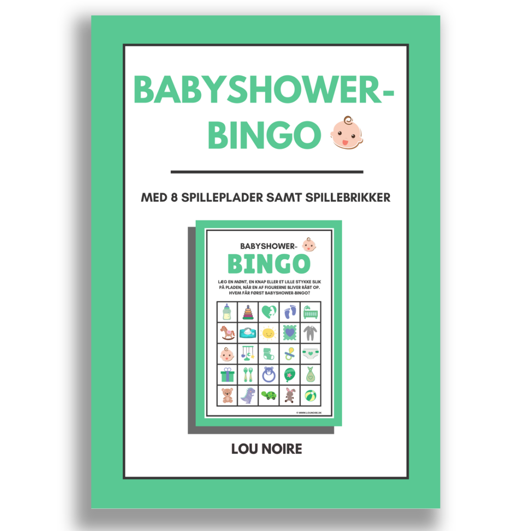 Babyshower-bingo - cover