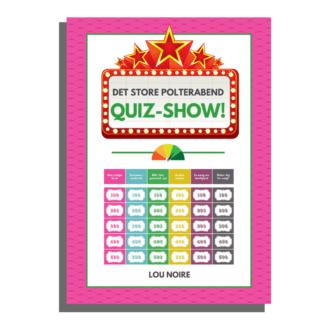 Det Store Polterabend Quiz-Show - cover - Lou Noire