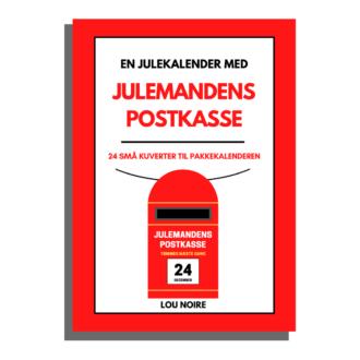 En julekalender med Julemandens Postkasse - cover