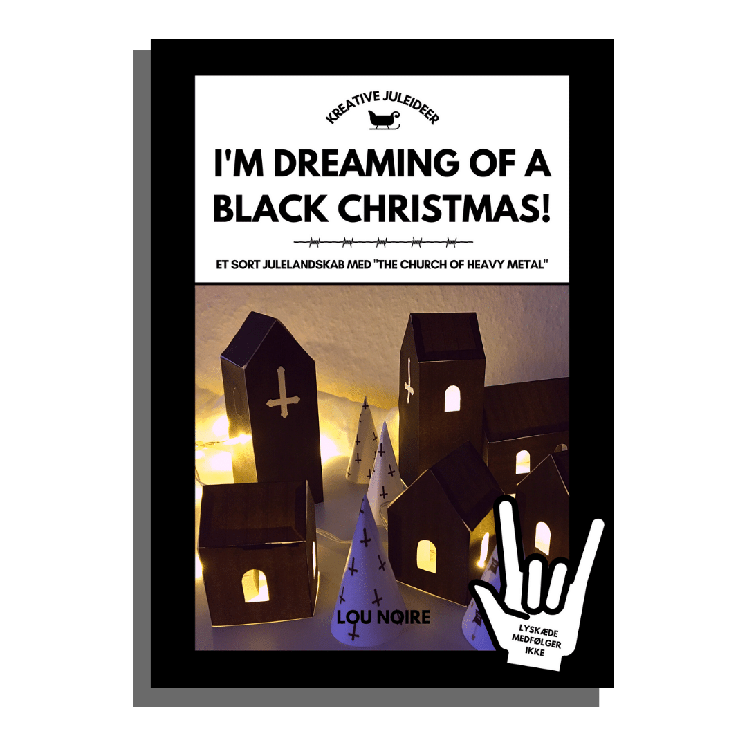 I'm dreaming of a black christmas - cover