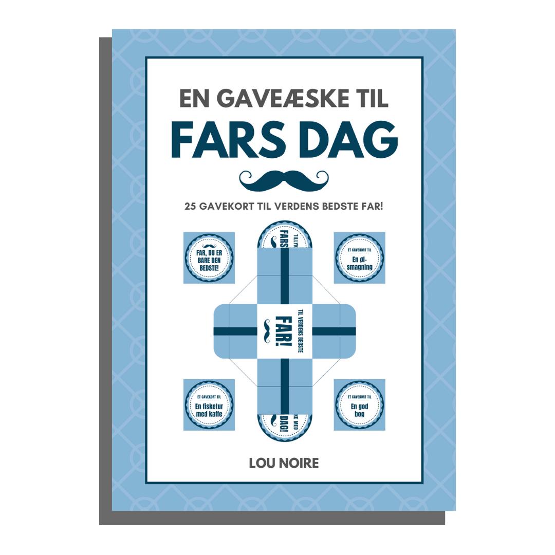 En gaveæske til Fars Dag - Lou Noire - cover