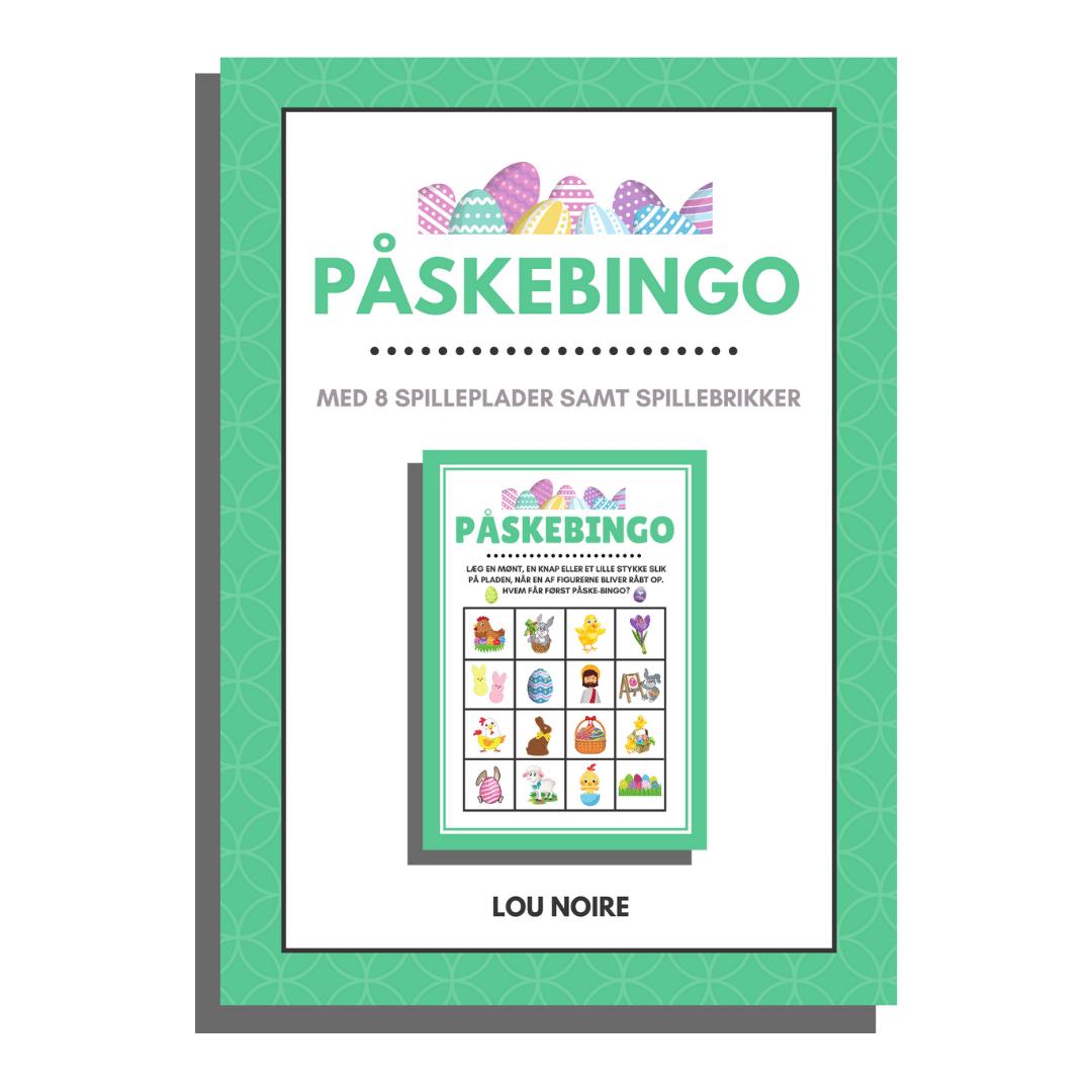 Påskebingo - Lou Noire - cover